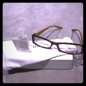 PreLoved/Owned Authentic Christian Dior frames